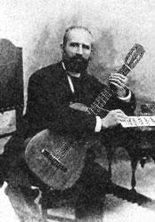 jose ferrer guitar composer