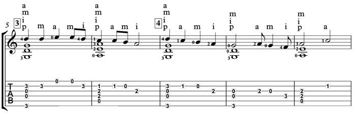 virelai classical guitar machaut
