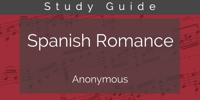 how to play spanish romance