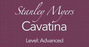 Myers Cavatina Classical Guitar