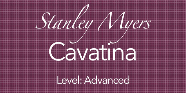 Myers Cavatina Classical Guitar