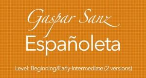 sanz espanoleta classical guitar