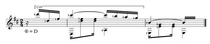 Brazilian music sound of bells